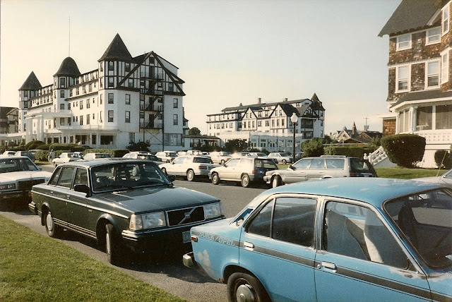 Jersey Shore Nostalgia - Looking back at the Pool Bar and Warren Hotel in Spring Lake