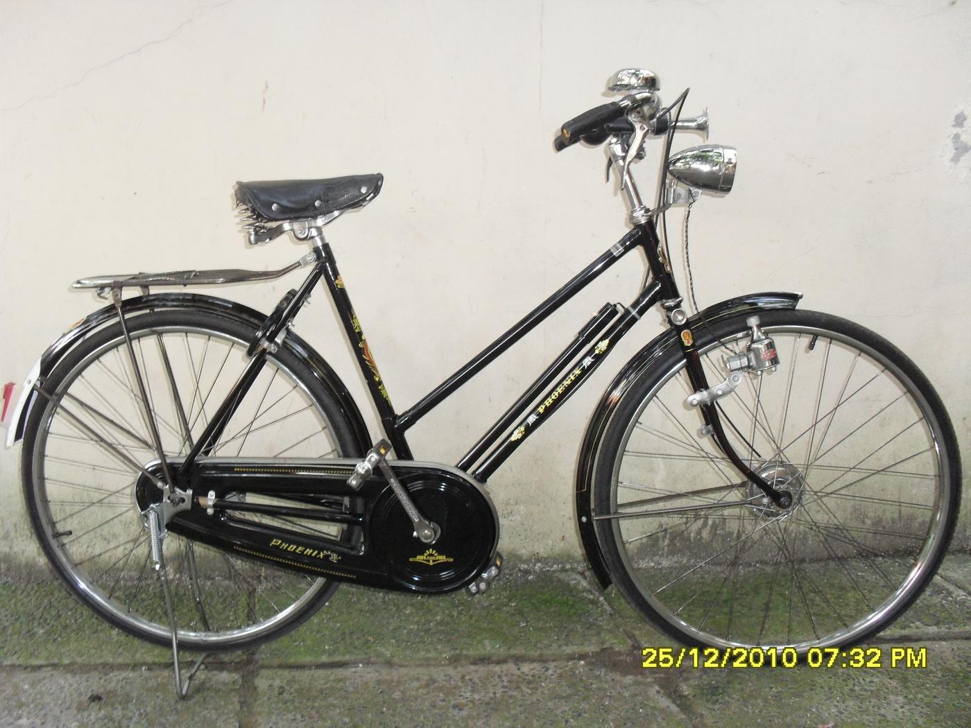 Sepeda Onthel Phoenix