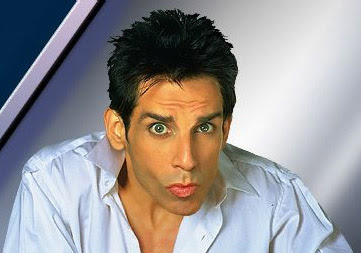 model faces of derek zoolander all of which save magnum look like thisZoolander Magnum