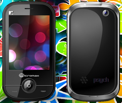 Micromax X505 Psych