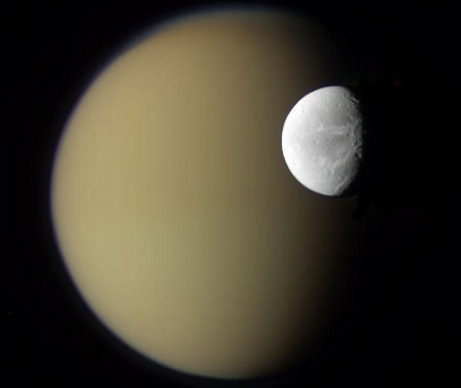 cassini satellite with neptune - photo #4