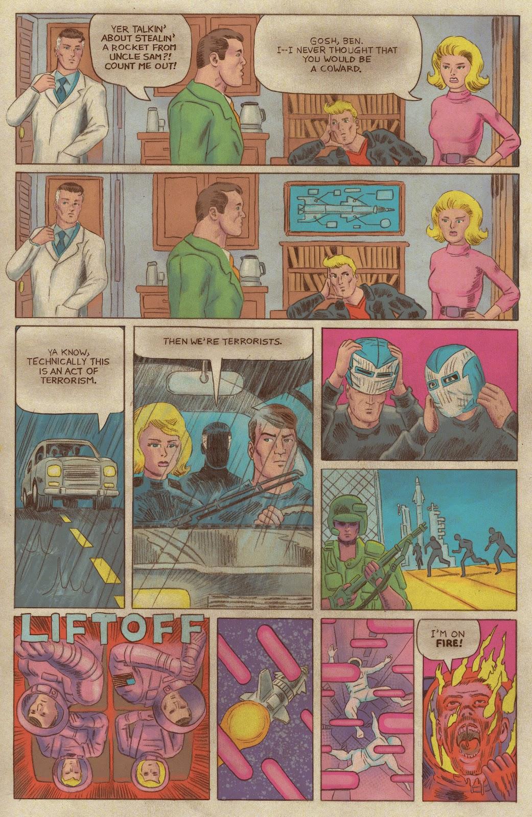 Read online Fantastic Four: Grand Design comic -  Issue #1 - 15