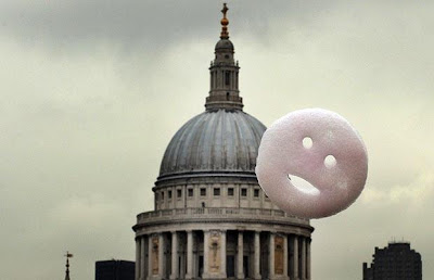 Smiley Cloud London Stuart Semple
