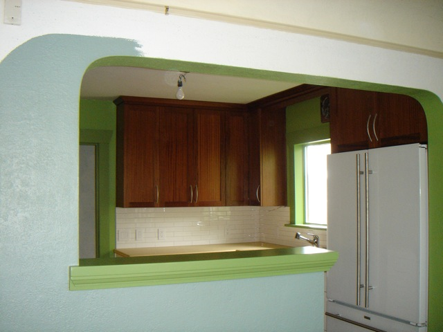 Then We Decided To Repaint The Dining Room Connected Kitchen And Living Open Trim I M Planning Paint