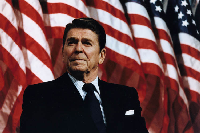 "My Hero, Ronald Wilson Reagan ""Government is The Problem"" - Click Pic"