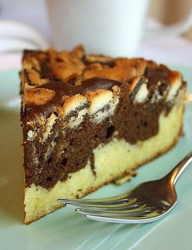 Jane S Sweets Amp Baking Journal Marble Mint Milano Cake