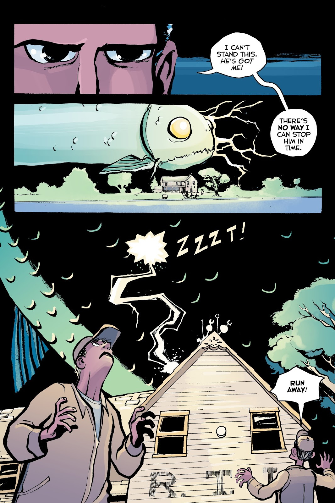 Read online Creature Tech (2019) comic -  Issue # TPB (Part 2) - 83