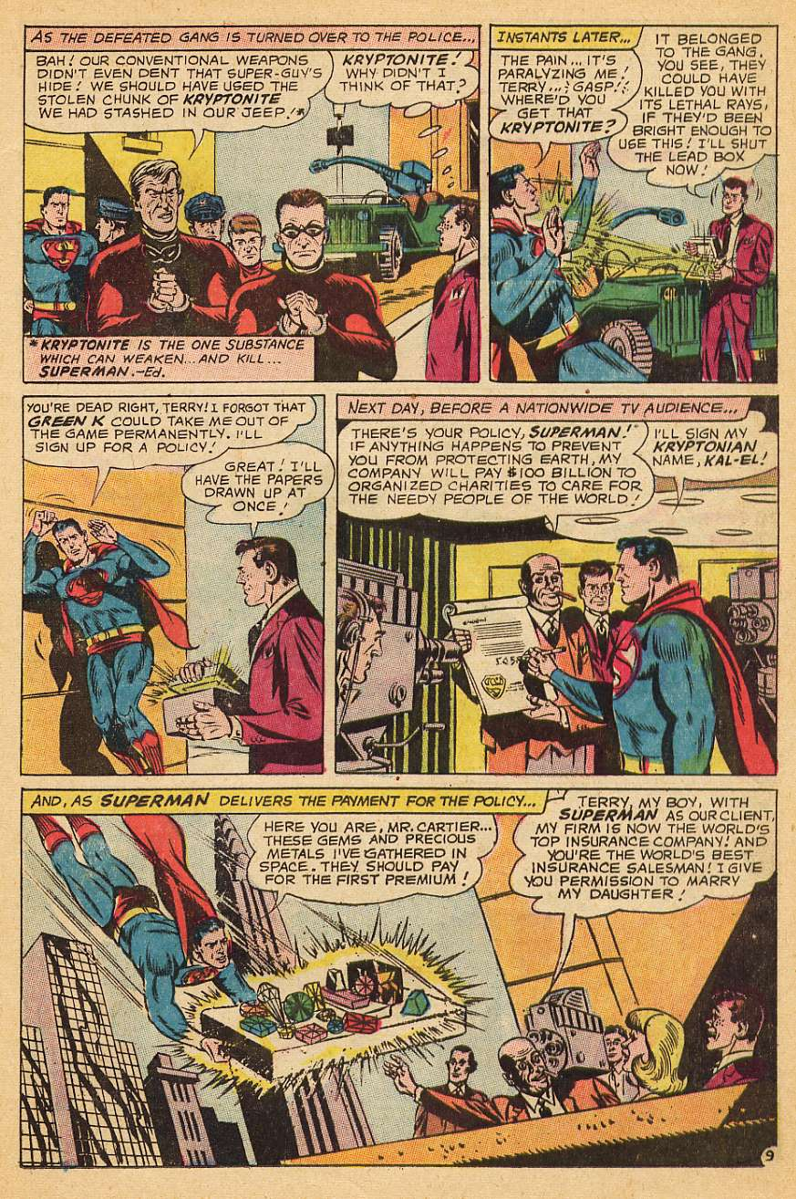 Read online Action Comics (1938) comic -  Issue #346 - 13
