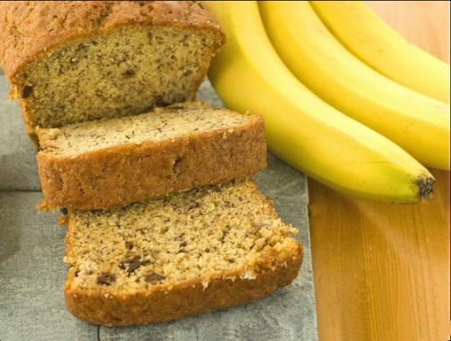 Easy Banana Cake Recipe Uk