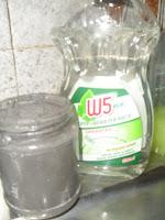 detersivo bicarbonato e cenere fai da te