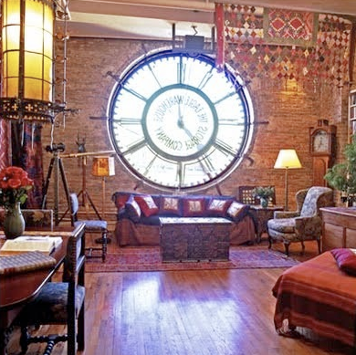 Clocktower Apartment Love