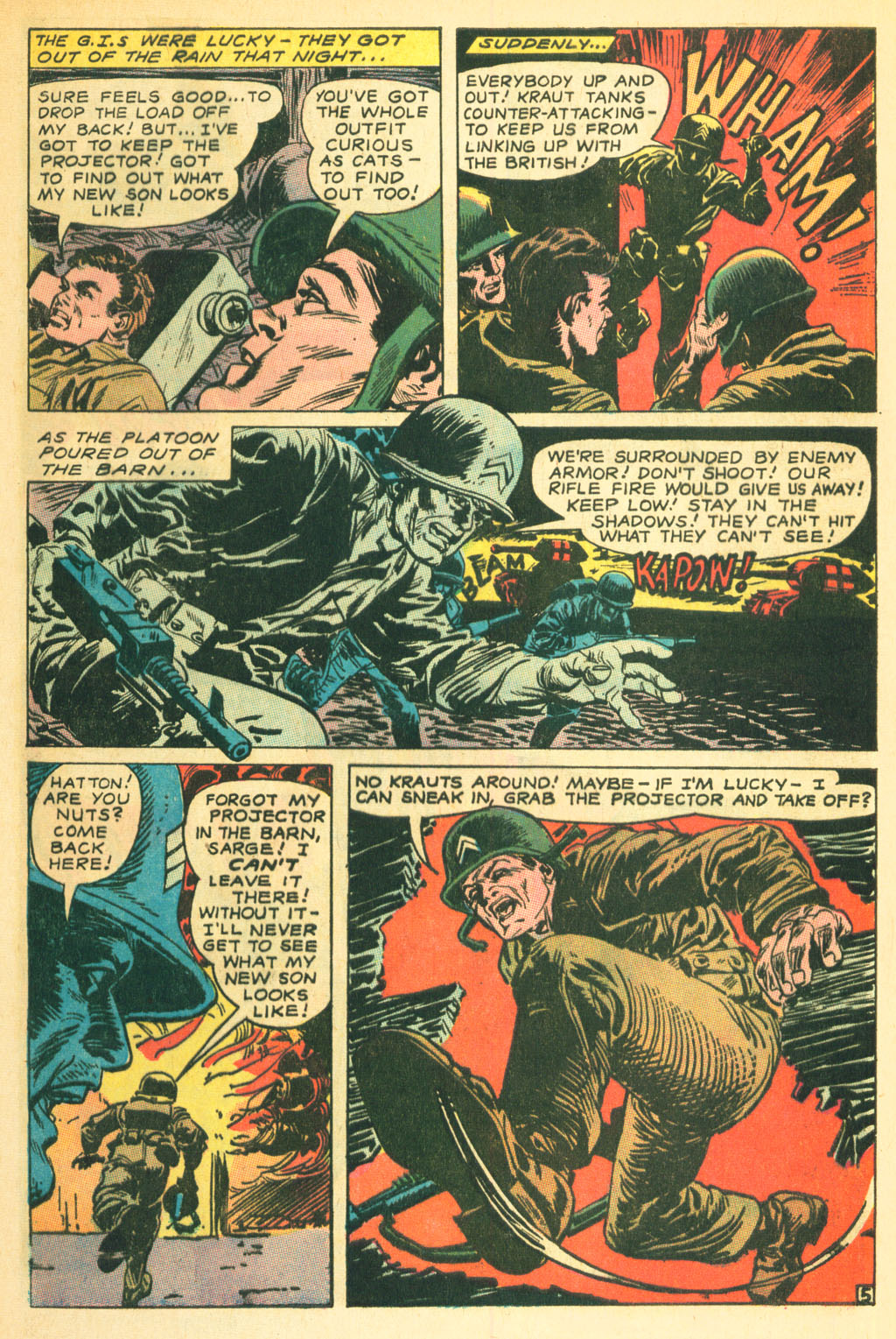 Our Fighting Forces (1954) issue 111 - Page 28