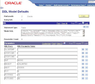 The PeopleSoft DBA Blog: Global Temporary Tables and