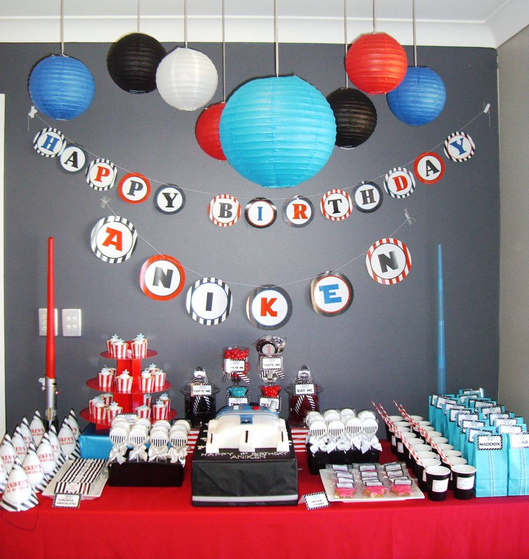 Decorations Birthday Themes For Baby Boy Graduation Centerpieces Supplies Party Inspiration