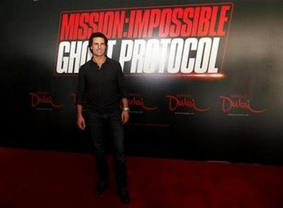 Mission Impossible Ghost protocol Movie