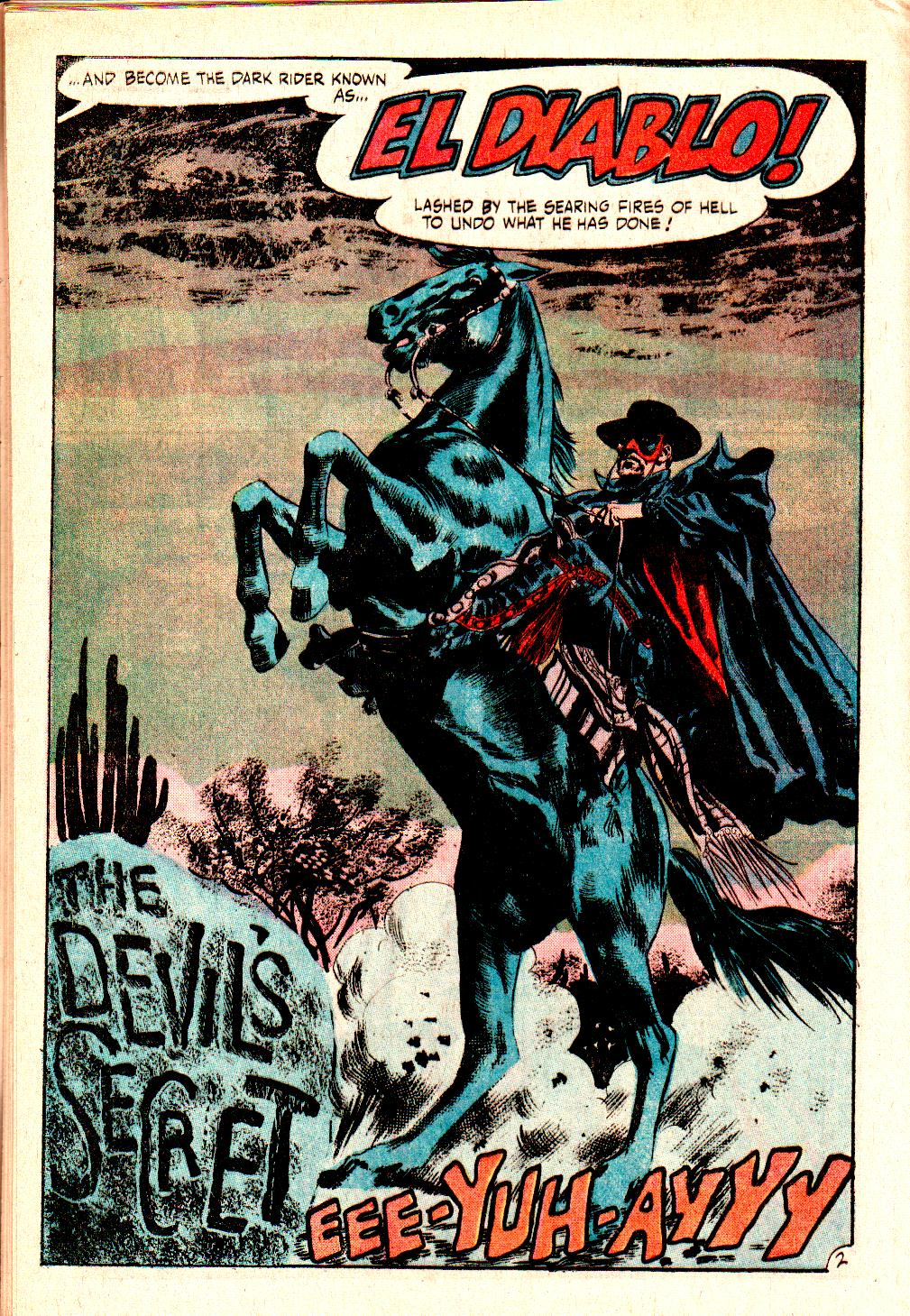 Read online All-Star Western (1970) comic -  Issue #10 - 22