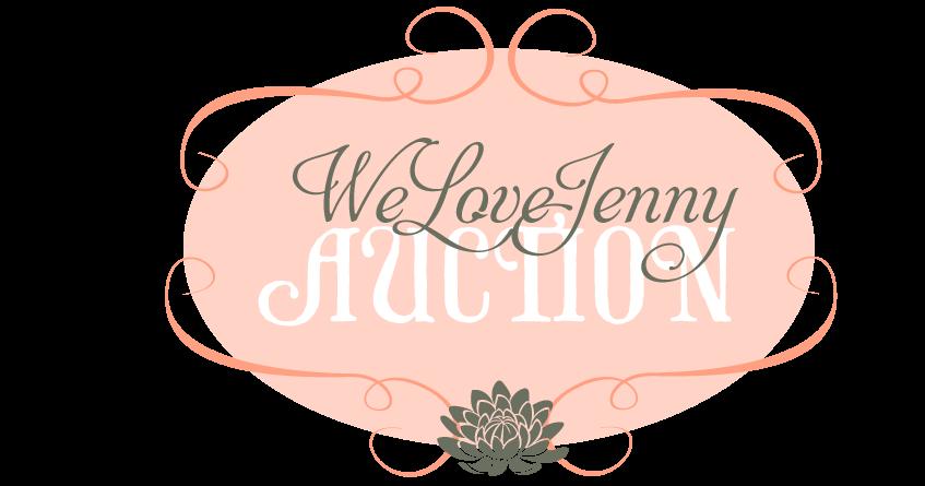 We Love Jenny Auction