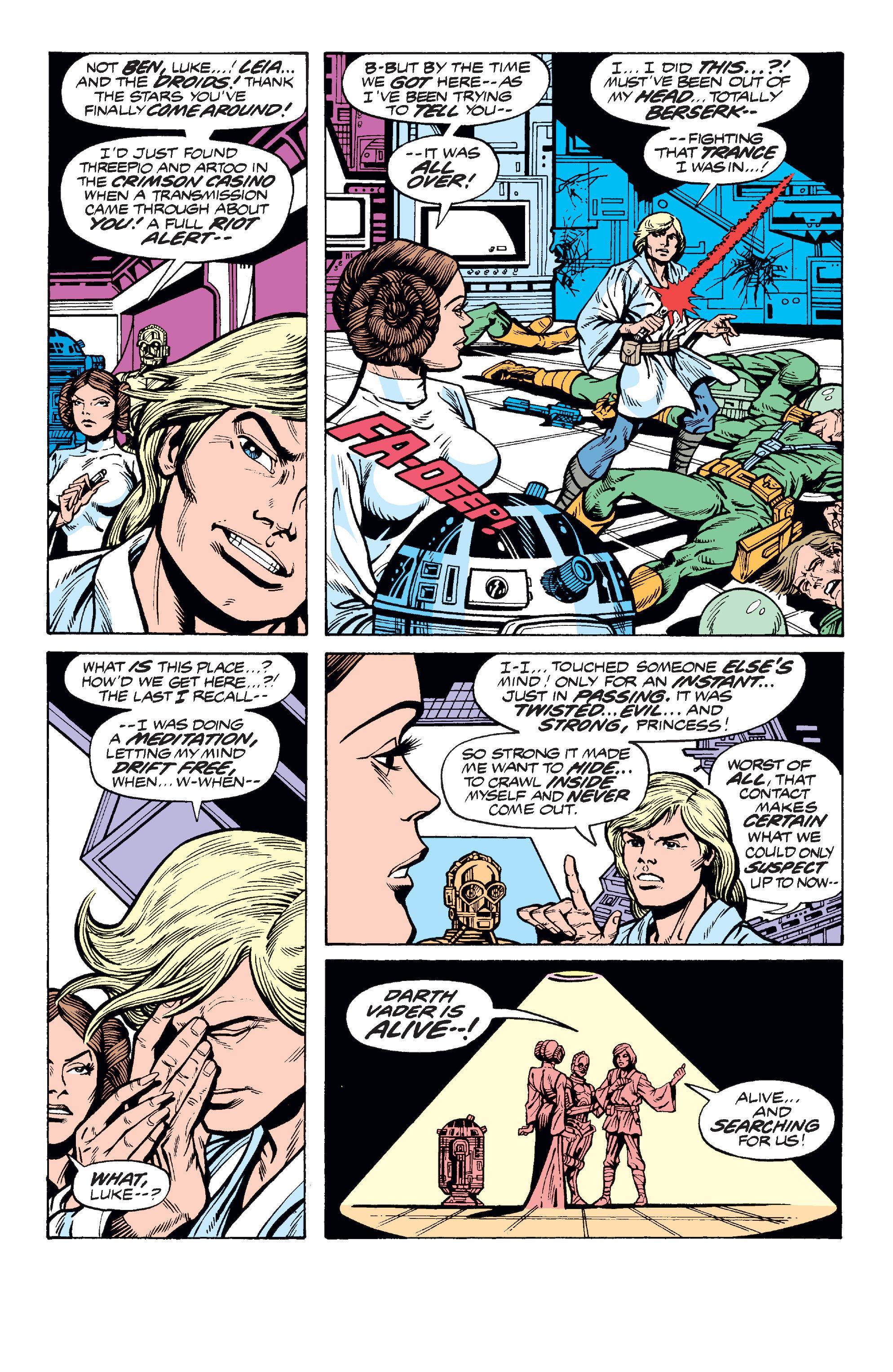 Read online Star Wars Omnibus comic -  Issue # Vol. 13 - 375