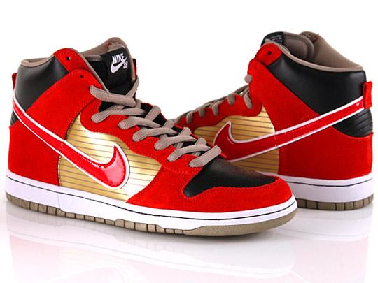 huge discount 7b6ef 1e934 J ai le plaisir de vous présenter les nouvelles venues de chez Nike SB  les Dunk  Tecate. Ces sneakers sont inspirées des cannettes de bière Tecate et ...