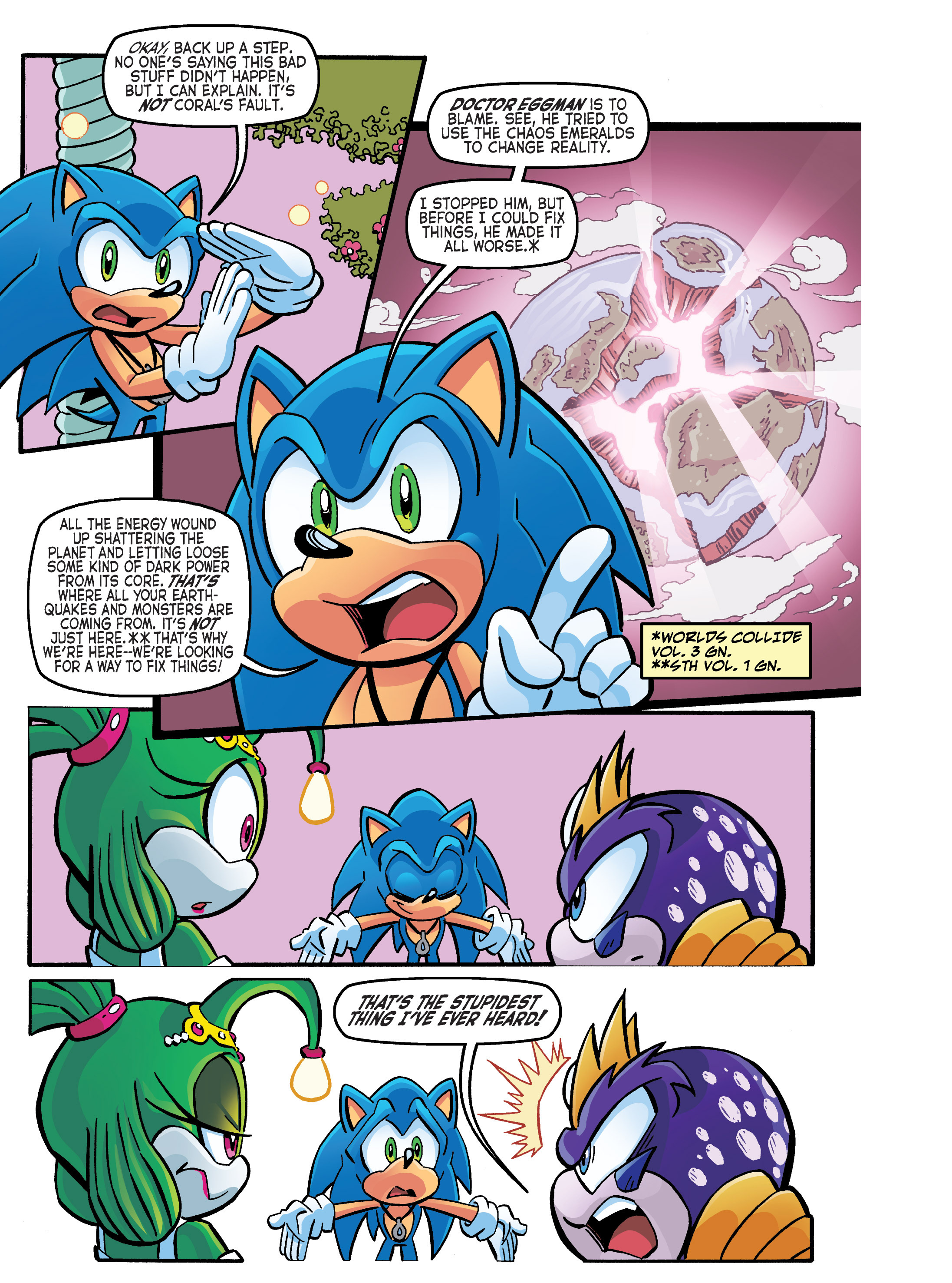 Read online Sonic Super Digest comic -  Issue #10 - 71