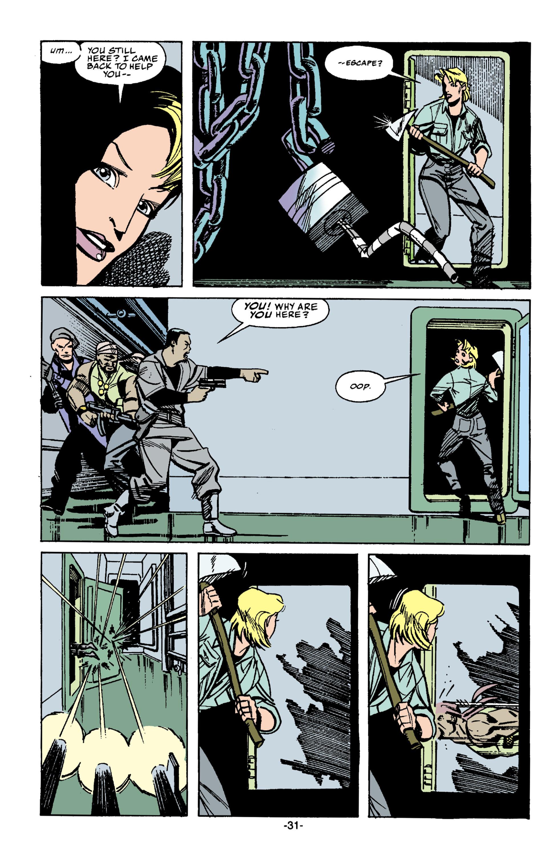 Read online Batman: Bane comic -  Issue # Full - 32