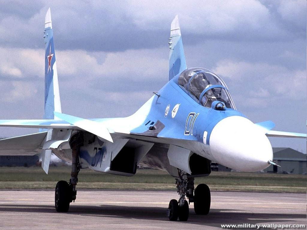 Sukoi (su) -30 Russian Fighter Jet