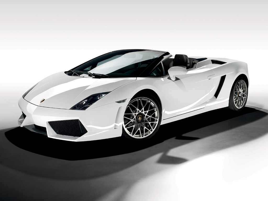 2010 Lamborghini Gallardo LP5604 Spyder Convertible Gambar Wallpaper