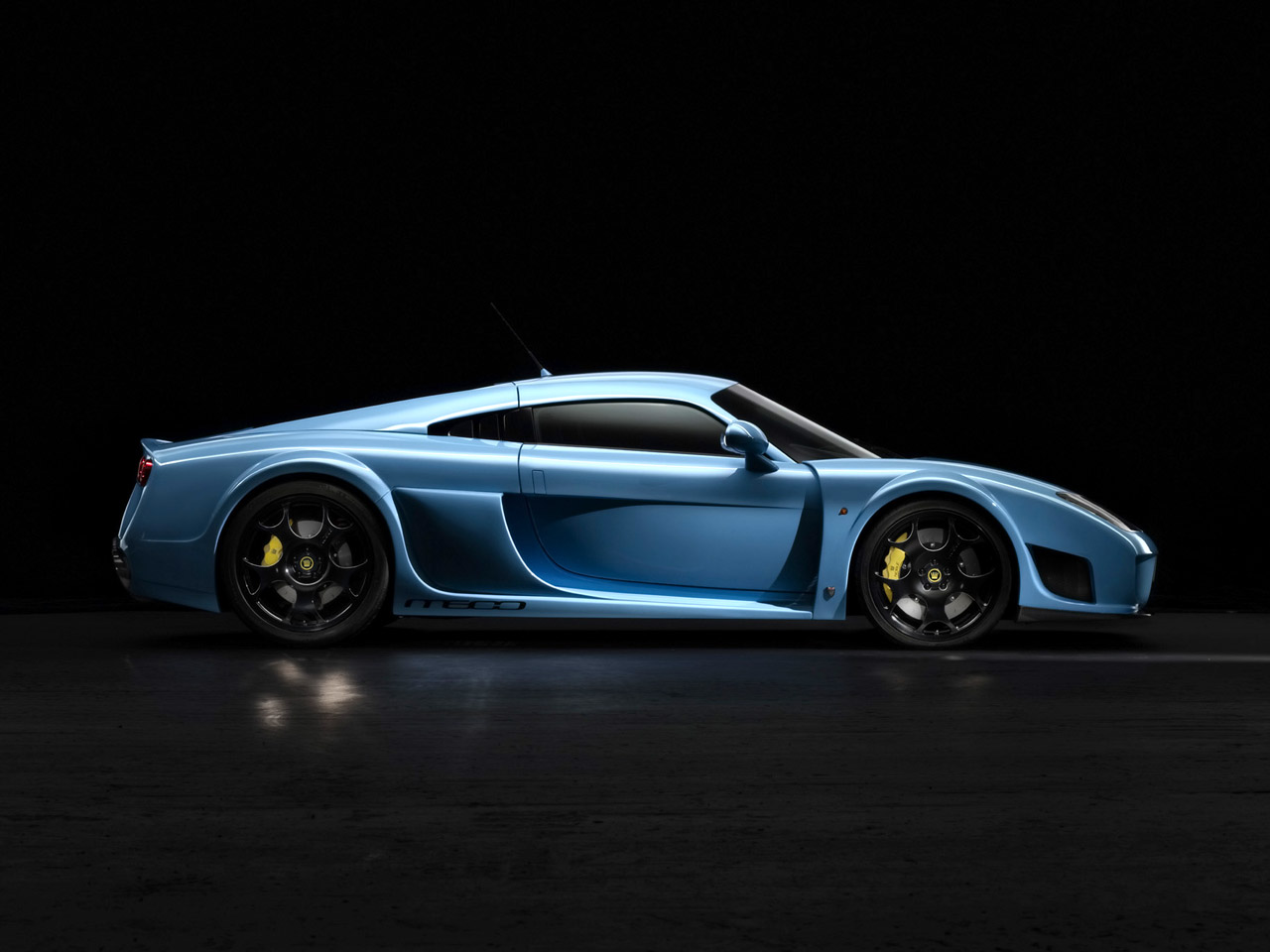 Wallpaper Gambar Mobil Sport: 2010 Noble M600 With Twin-Turbo V8
