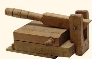 Sleepydog S Wood Shop Wooden Tortilla Press