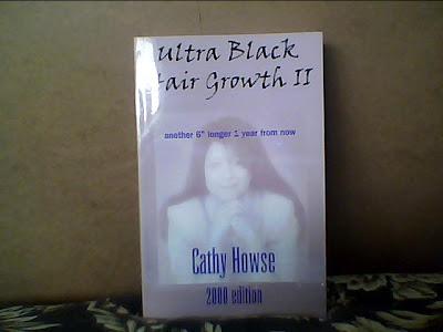 Ultra Black Hair Growth Book