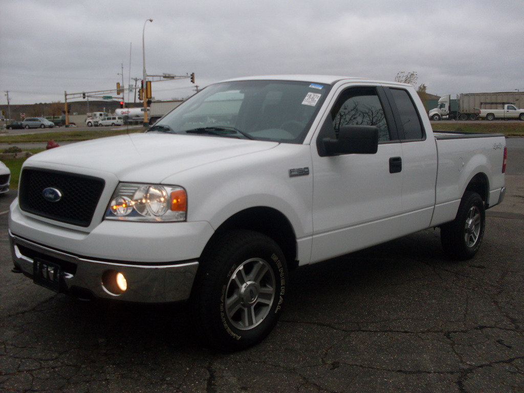 Luisrideauto 2006 Ford F150 Xlt Super Cab With 4 Door