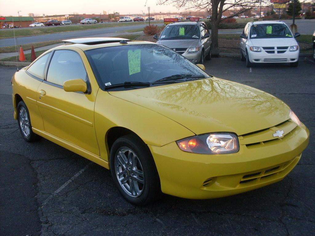 Cavalier chevy cavalier 2 door : luisrideauto: 2005 Chevrolet Cavalier LS, 2 door coupe 2.2 Liter 4 ...