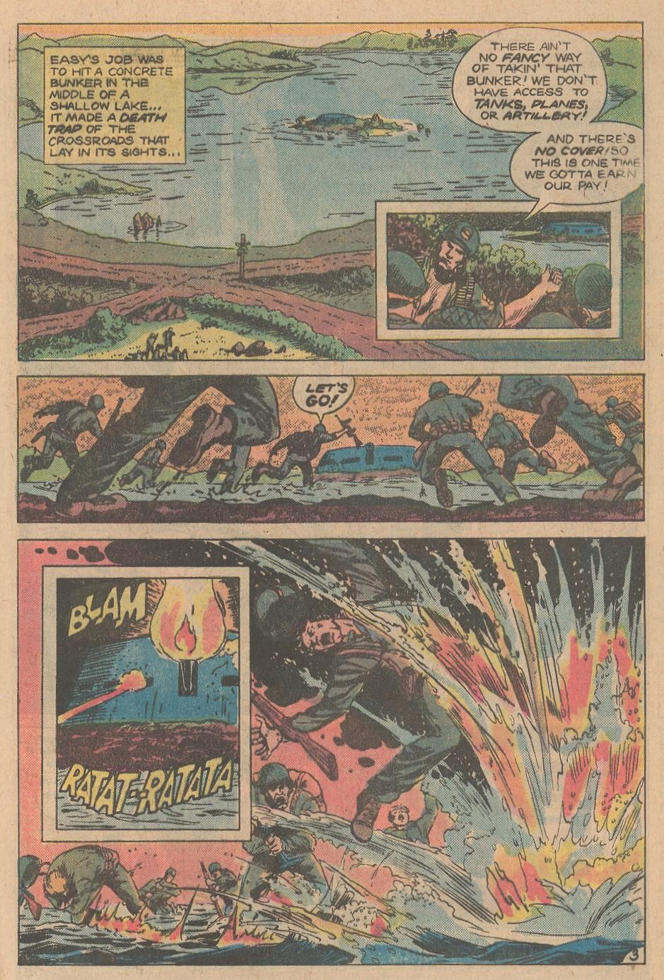 Read online Sgt. Rock comic -  Issue #355 - 26