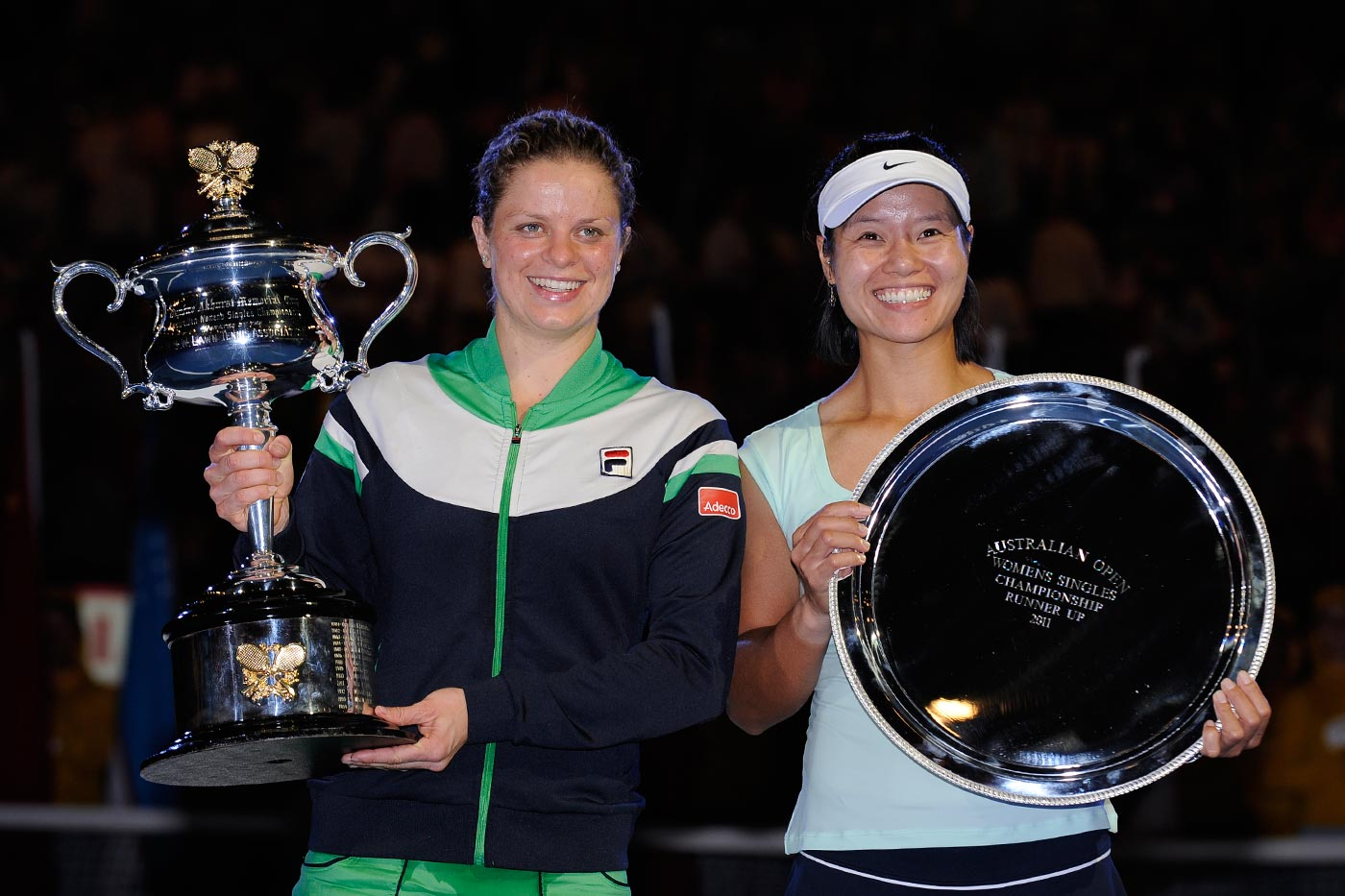 Kim Clijsters 2011 Australian Open Women S Champion