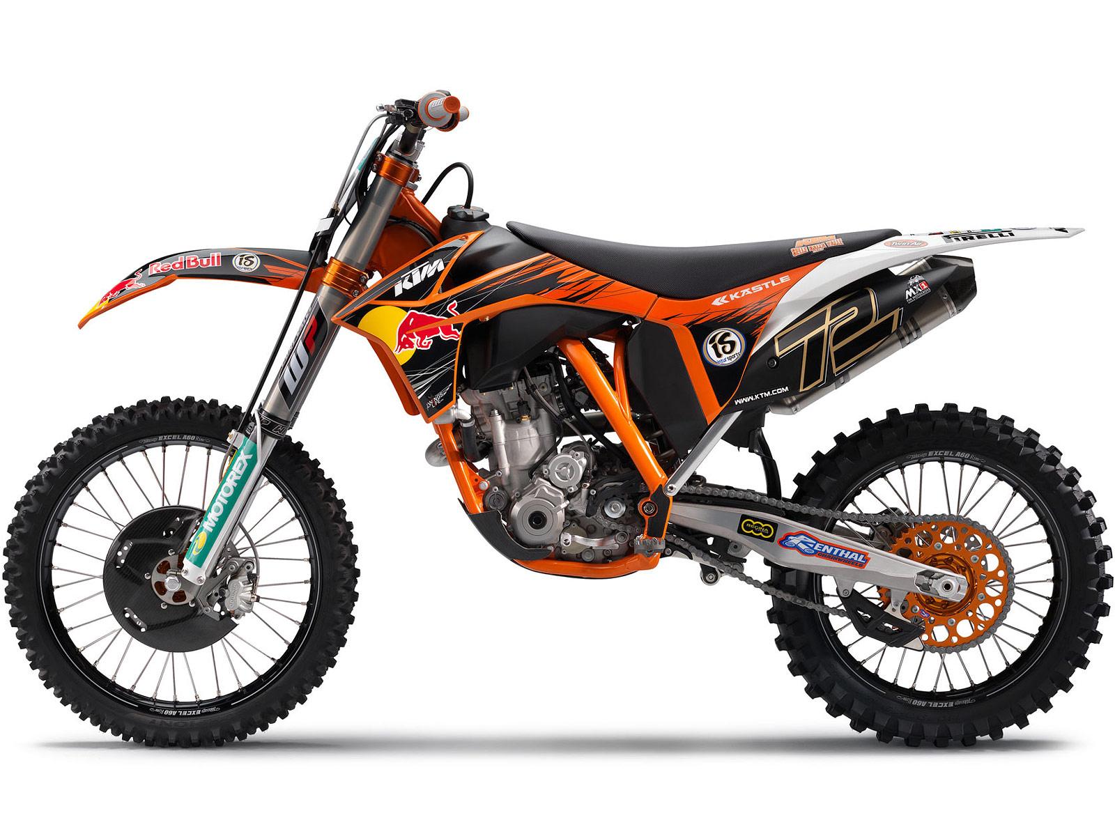 KTM Dirt Bikes
