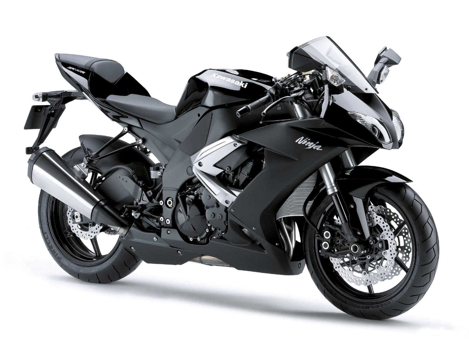 Gambar Motor Ninja Kawasaki 2 Tak