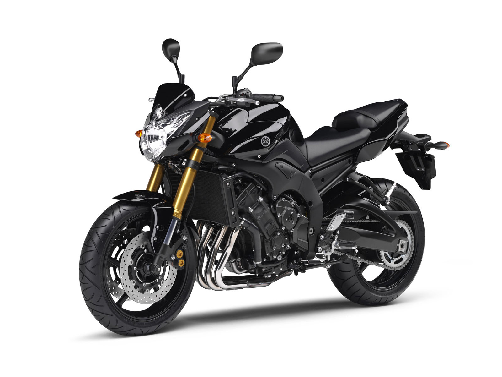 2011 YAMAHA FZ8 Motorcycle Pictures, Review And Specifications