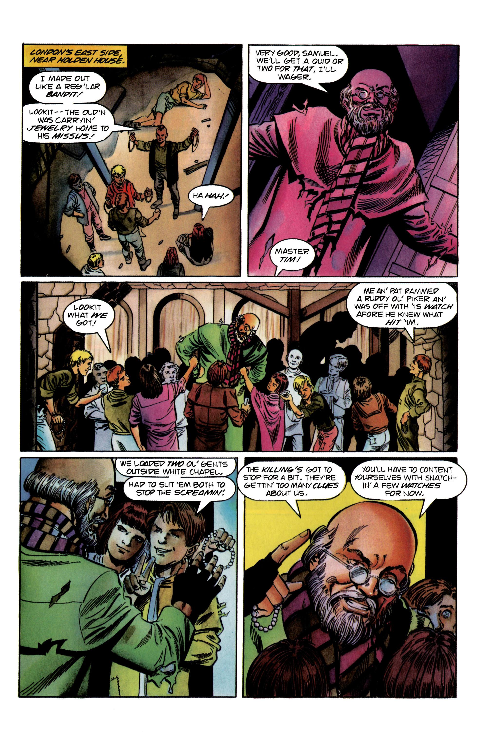 Read online Eternal Warrior (1992) comic -  Issue #24 - 10
