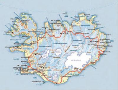 Islandia Entre Fuego Y Hielo Ring Road La Carretera Principal