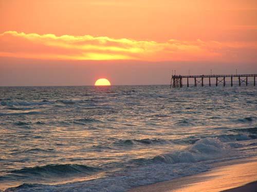Pier City City Beach Panama Fl
