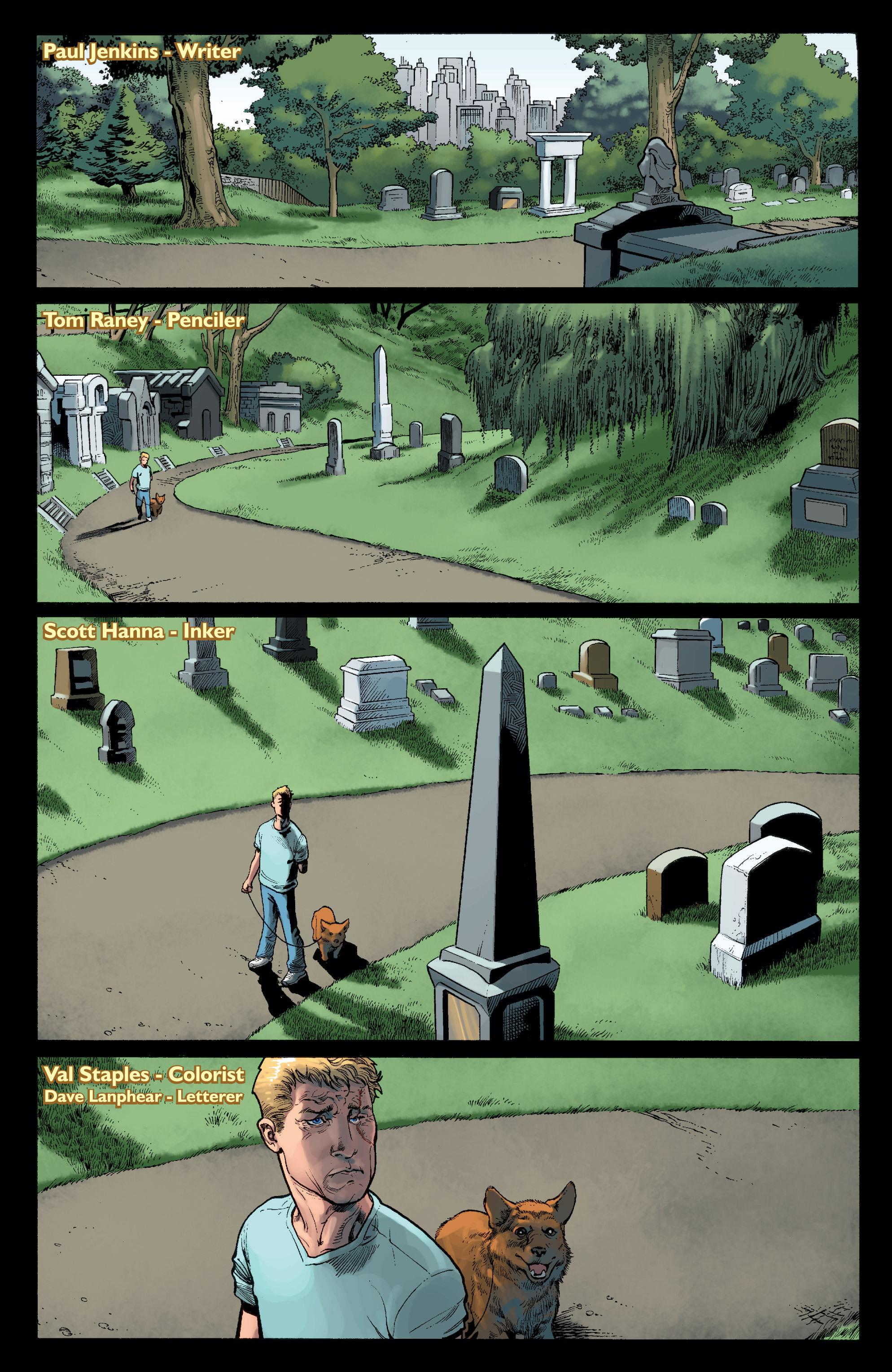 Read online Sentry: Fallen Sun comic -  Issue # Full - 3