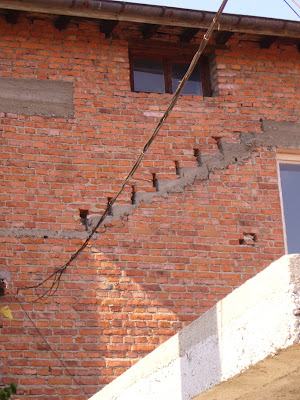 Building Extension on Stairs