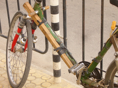 Yambol Style DIY Bicycle Frame Repair