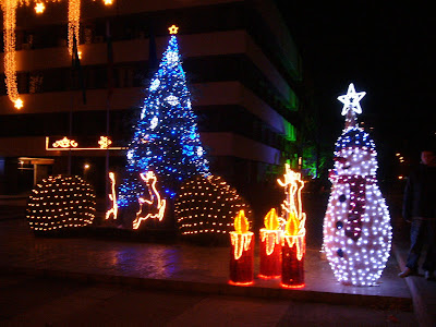 Yambol Christmas Lights Display