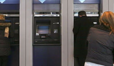 Bulgarians Caught Swindling ATM Machines