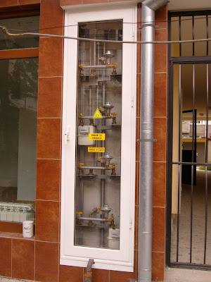 A New Gas Metering System In Yambol City Centre