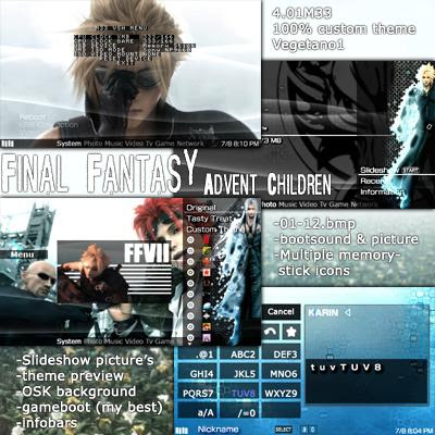 Amazon. Com: final fantasy vii advent children [umd for psp] by.