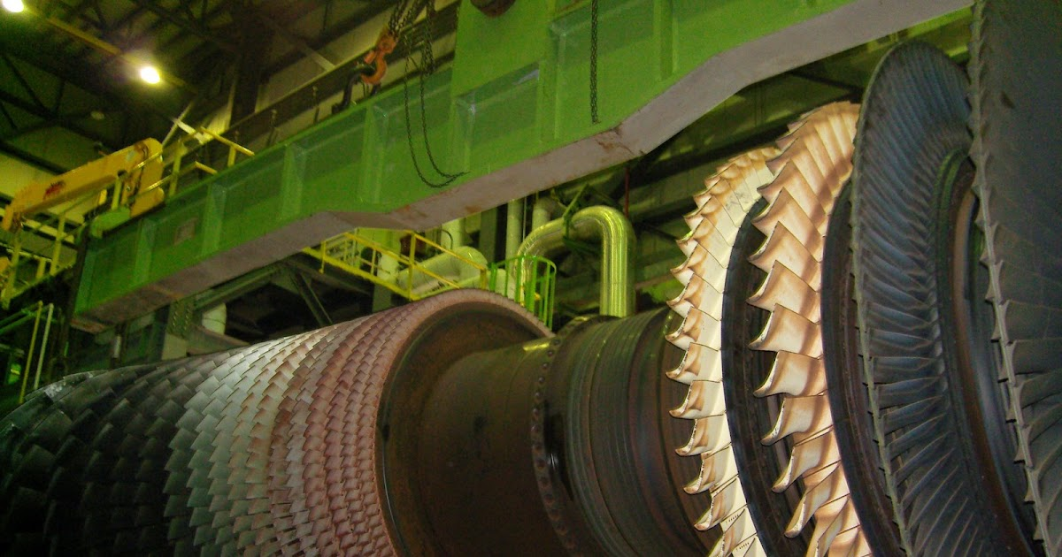 Heavy-Duty Gas Turbines: M501G at Ilijan Power Plant