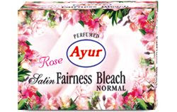 Ayur Silky Instant Bleach with Rose
