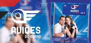 cd avioes do forro vol 6 2009